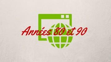 Films sur l'Amour à distance : Années 80 et 90