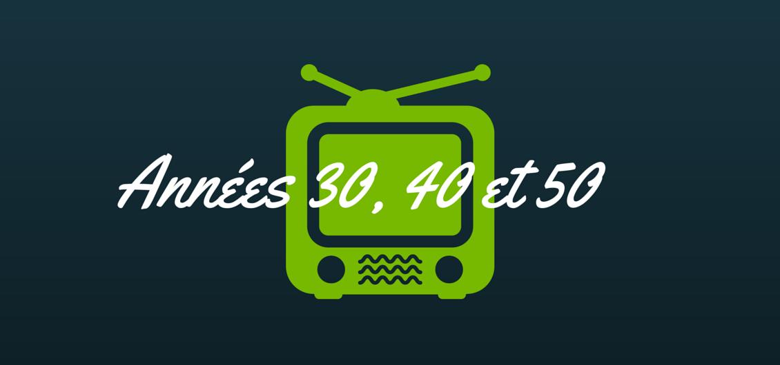Films sur l'Amour à distance : Années 30, 40 et 50