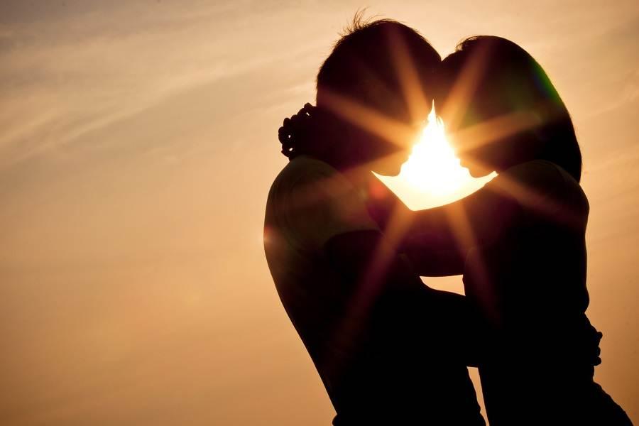 Retrouvailles amoureuses