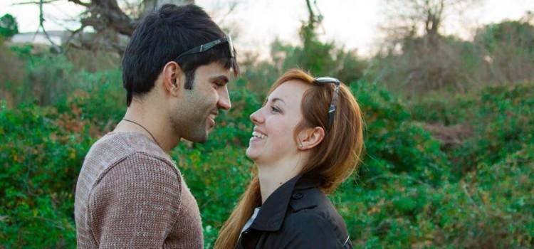 Histoire relation à distance Bilel Caroline