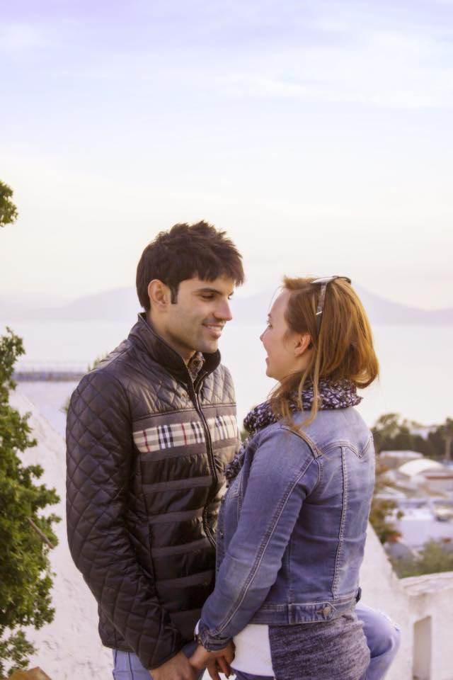 Bilel et Caroline