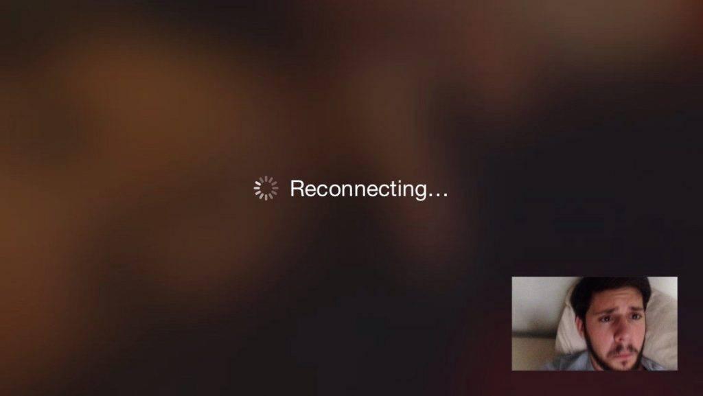 Skype et l'amour à distance