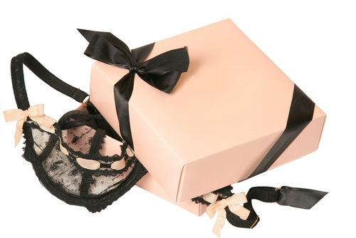 Cadeau lingerie retrouvailles