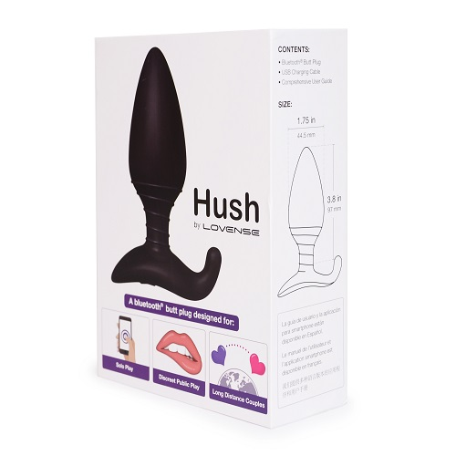 hush lovense