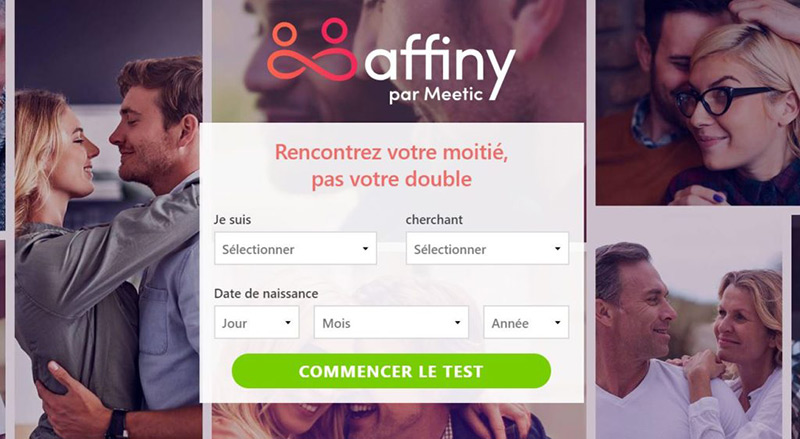 affiny meetic test avis