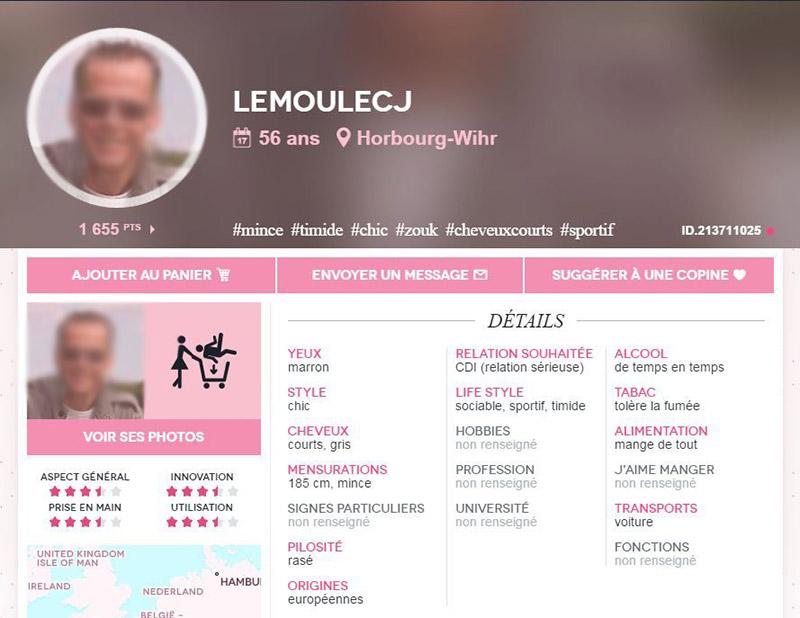 site de rencontres adopteunmec